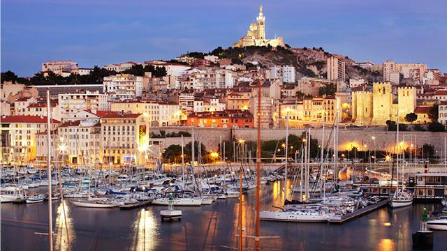 Hotels Nahe Marseille